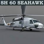 Sh-60 Seahawk 3d model