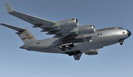 cargo plane 3d model