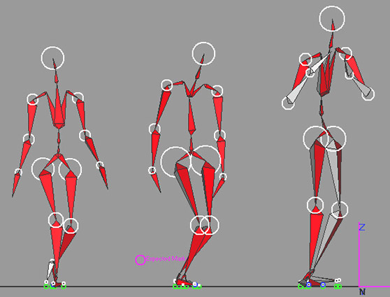 Motion Capture conversion tools