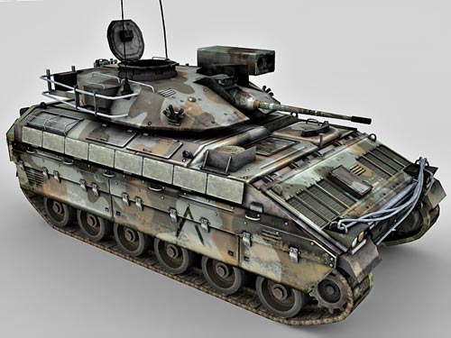 Armoured personnel carrier – APC