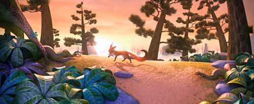 A Fox Tale – Animated Short