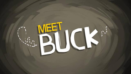 Meet Buck 2D Animation