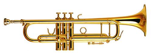 trumpet-3d-model