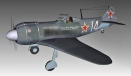 LA 5 3d model