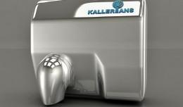 Hand Dryers 3d model