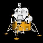 Apollo Lunar Module 3d Model 3DS