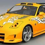 Nissan 350z NFSU2