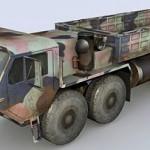HEMTT 3d model