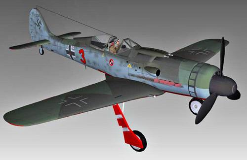 Fw190 Jagdverband 44