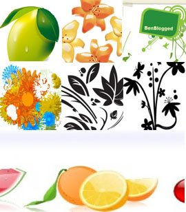 Vectors – Nature Pack 1