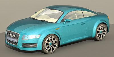 Audi Nuvalori Quattro
