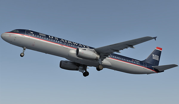 Airbus A321 US Airways