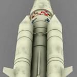 Ariane4 3d model
