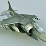 AV 8B Harrier