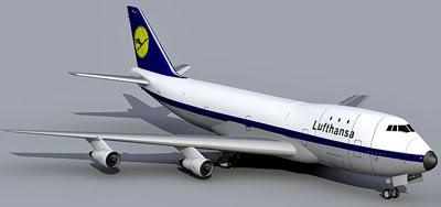 Boeing 747 – JumboJet –