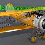 Biplane – Aircraft model