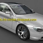 BMW 645Ci 3d model