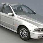 BMW 5 3d model