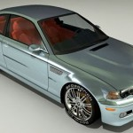 BMW M3 – Unmodified version