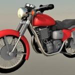 MotorCycle-Bullet