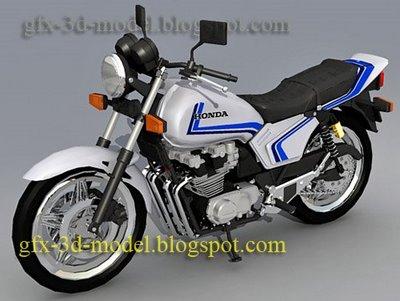 Honda CB8750 F Bike