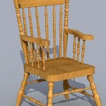 Chair 3d furniture model
