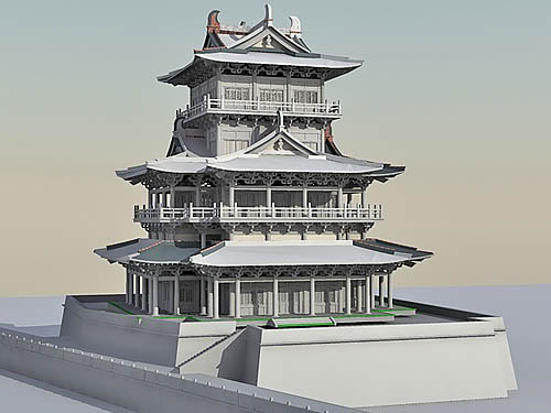 Chinese Architecture 01