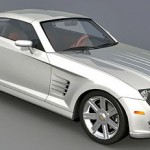 Chrysler Crossfire 3d model