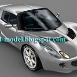 Lotus Elise 3d car model