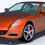 Ferrari Scaglietti 3d model
