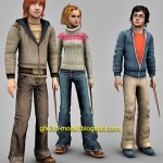 Harry Potter 3d models
