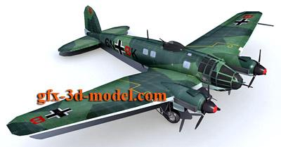 Heinkel He 111 aicraft