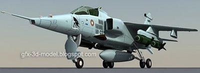 Jaguar aircraft