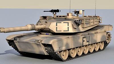 M1 Abrams 01