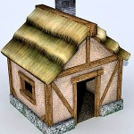 Peasant house