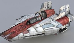spacefighter