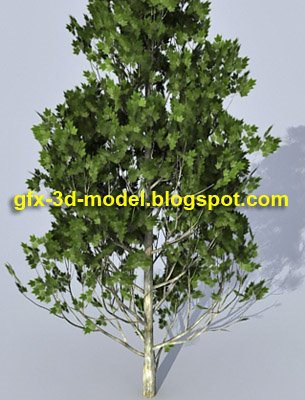 free tree 3ds max.