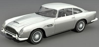 Aston Martin Db4 Free 3d Models