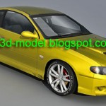 Vauxhall Monaro VXR V8 – car model