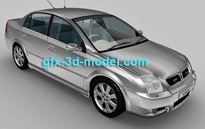 Vauxhall Vectra car model