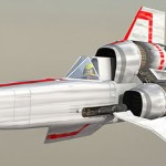Battle Star Galactica – Viper