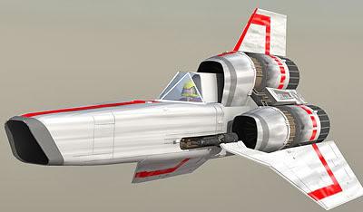 Battle Star Galactica – Viper