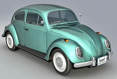 Volkswagen Beetle -old –