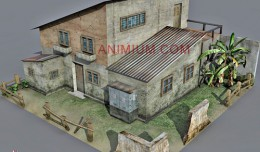 warehouse-3d-model