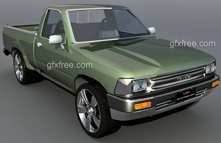 Toyota Hilux truck