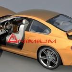 BMW M6 3d model