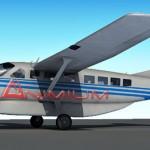 Cessna Grand Caravan 208 3d model