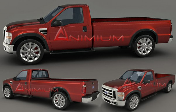 Ford F250s