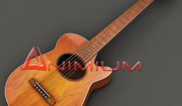 Guitar 3d render