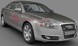 Audi A6 3d model